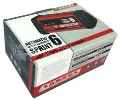 Зарядное <b>устройство Aurora Sprint</b> 6 automatic 12В 14706 ...