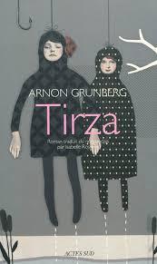 <b>Tirza</b> by <b>Arnon Grunberg</b> | Première de couverture