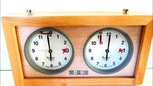 <b>New Chess Clock</b> Garde - YouTube
