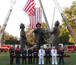 photos emmitsburg pa the louis f garland fire academy honor guard who participated