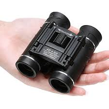 <b>40x22</b> Compact <b>Mini Binoculars</b> for Adults, <b>Small</b> Lightweight High ...