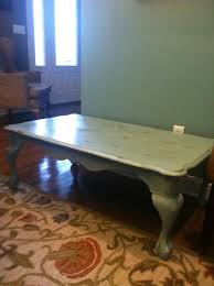 annie sloan chalk paint coffee table in duck egg blue chalk paint coffee table