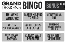 Who wants to play Grand Designs Bingo? · The Daily Edge via Relatably.com