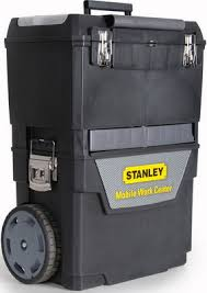 <b>Ящик с колесами Stanley</b> IML Mobile Work Center 2 in 1 1-93-968 ...