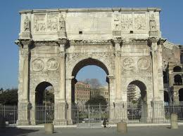 this is an essay on triumphal arches describing the the purpose rome arch of constantine by alexander z 2005 01 06