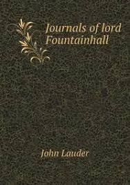 lauder fountainhall historical observes of