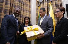andrew holness on twitter today i met minister of foreign andrew holness on twitter today i met minister of foreign affairs of venezuela delcy rodriguez and her team to further discuss trade between our
