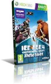 Ice Age 4 La formación de los continentes RGH Español 1.7gb [Mega+] Xbox Ps3 Pc Xbox360 Wii Nintendo Mac Linux