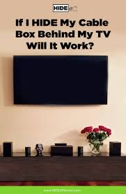 Hide Tv In Wall Cant Hide Tv Wires In The Wall Here Is The Easiest Way To Hide