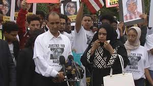 'You Killed My Daughter!' Slain Muslim Teen's Father Shouts at ...