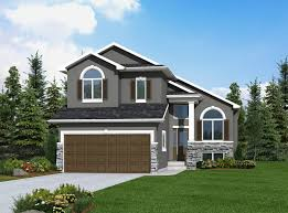 House Plans Winnipeg    s Widest Selection  SqFt Cabover The    The Montclair  New Cabover built buy Broadview Homes located in Winnipeg  Photo