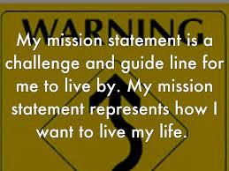 my mission statement matthew mcateer by matthew mcateer untitled slide