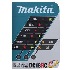 <b>Набор</b> 2 <b>аккумулятора и зарядное</b> устройство Makita, 18 В Li-ion ...
