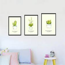 Cute <b>Watercolor</b> Simple And Elegant Green Plant Bonsai Narcissus ...