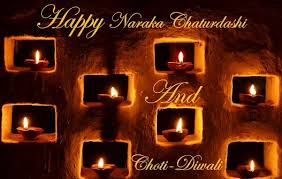Happy Choti Diwali Banner