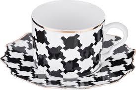 Набор <b>чайный Lefard</b> Коллекция <b>Vogue</b> Черно-белое, 779-190 ...
