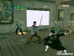 Výsledek obrázku pro PS2      The Matrix: Path of Neo