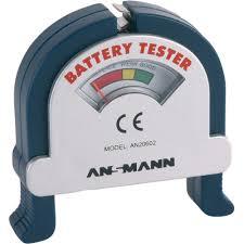 <b>Ansmann Battery Tester 4000001</b> B&H Photo Video