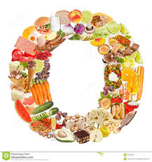 letter e made of food stock photography image 26399892 letter o made of food stock image
