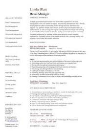 cv examples for fashion retail   us resume fontcv examples for fashion retail retail manager cv template dayjob