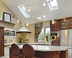 small kitchen ideas recessed lighting for sloped ceiling designs best lighting for sloped ceiling