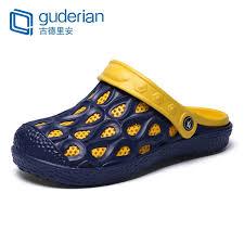 <b>GUDERIAN 2019</b> New <b>Mens</b> Summer <b>Shoes</b> Beach <b>Sandals</b> Jelly ...