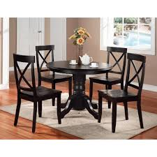 home styles piece black dining set  the home depot