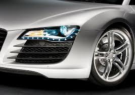 Новое слово в автомобильной <b>оптике</b> - <b>светодиодные</b> фары