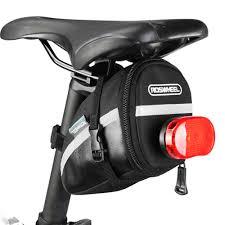 Sporting Goods Waterproof MTB <b>Bike Saddle</b> Bag Under <b>Seat</b> ...