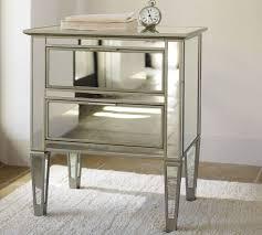 ideas bedside tables pinterest night: mirrored bedside table  mirrored bedside table