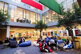 google dublin atmosphere google office