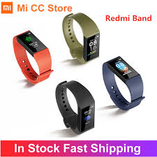 <b>Xiaomi Redmi Band 4</b> Color Smart Wristband Fitness Tracker 1.08 ...