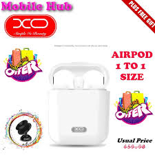<b>XO Bluetooth</b> Wireless Earbuds Earphone Headsets/ Airpod ...