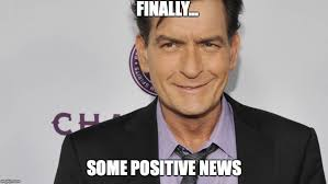 Image tagged in charlie sheen,nbc,today show - Imgflip via Relatably.com