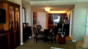Mgm Grand Signature One Bedroom Balcony Suite Mgm Signature One Bedroom Suite W Balcony Youtube