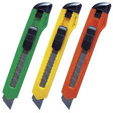 """Купить <b>Нож канцелярский</b> 18 мм <b>ERICH KRAUSE</b> """"Standard ..."""