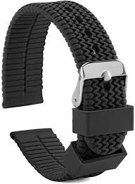 UNITED WATCH BANDS Silicone Watch Band for ... - Amazon.com
