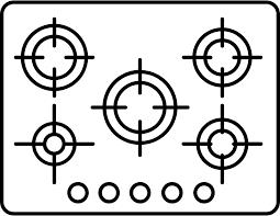 <b>Газовые</b>, электрические и индукционные <b>варочные</b> поверхности