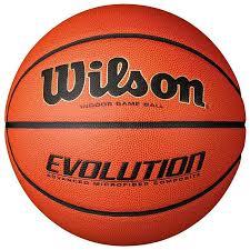 <b>Мяч баскетбольный WILSON Evolution</b>