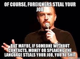 Louis C.K tells the truth about jobs - Imgur via Relatably.com