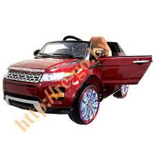 Детский <b>электромобиль Hollicy Range</b> Rover Luxury Red 12V 2.4G