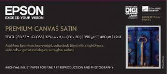 Premium <b>Canvas Satin</b> - Epson