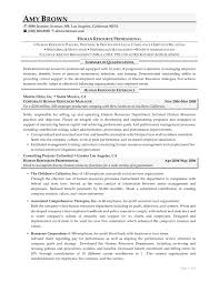 cover letter human resources resume sample combination resume cover letter human resources resume example sample resumes for the hr industry safety resumehuman resources resume