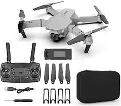 E88 RC Drones with 4K HD FPV WiFi Dual Camera ... - Amazon.com