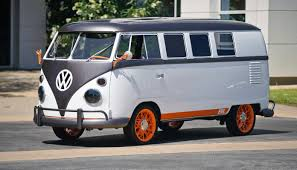 Volkswagen and Autodesk turned a <b>vintage</b> Microbus into a tech ...