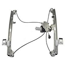 Passengers Front Power Window Lift Regulator & Motor Assembly ...