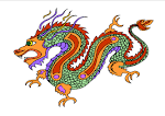 Image result for chinese dragon clipart