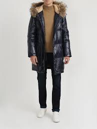 <b>Куртка Peuterey Пуховик</b> с капюшоном - ElfaBrest