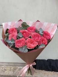 <b>Пионовидные розы</b> купить с доставкой в Спб | Fleur de Lys