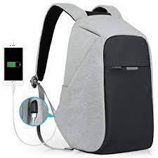 Amazon.com: Oscaurt <b>Anti</b>-<b>theft</b> Travel Backpack, Business Laptop ...